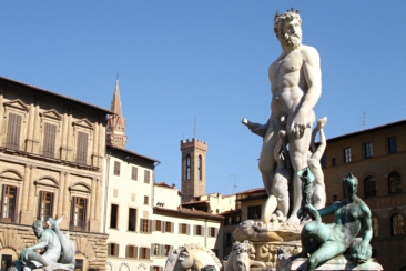 Florence - Neptune Fountain