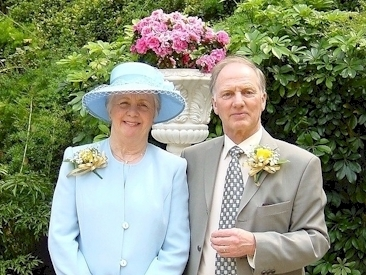 Wedding - My Mum & Dad